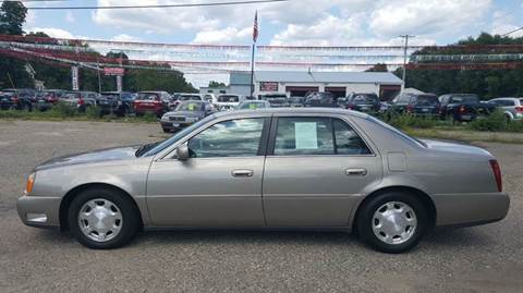 2001 Cadillac DeVille for sale in Inver Grove Heights, MN