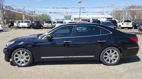 2012 Hyundai Equus for sale in Inver Grove Heights, MN