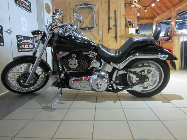 2002 Harley-Davidson DEUCE SOFTTAIL