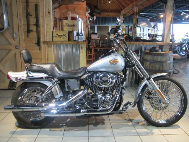 2001 Harley-Davidson WIDE GLIDE