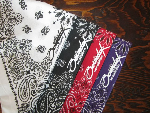 2013 APPAREL BANDANA