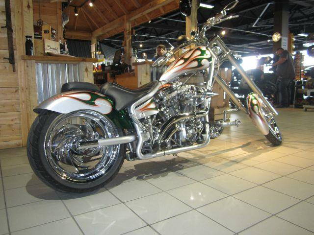 2004 Ironworks Rage