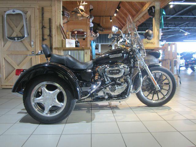 2009 Harley-Davidson 1200 Sportster Lehman Trike