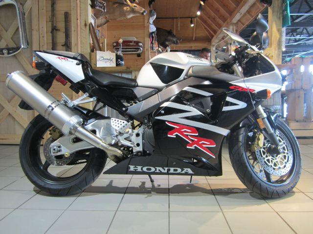 2002 Honda CBR 954RR
