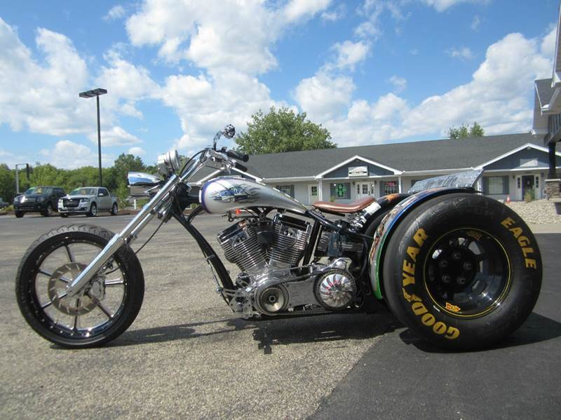 Bikes 2 Trikes Motorsports COOL CITY CUSTOMS TRIKE