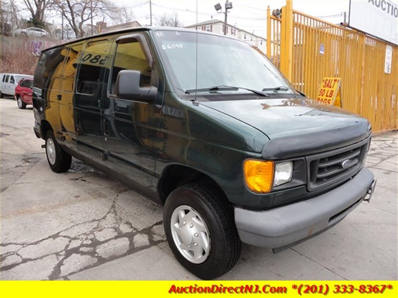 2007 Ford E Series Cargo For Sale In Jersey City NJ