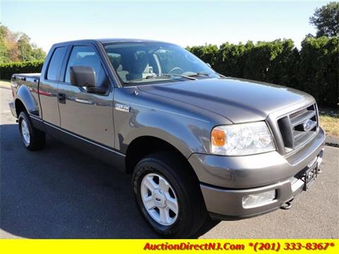 2005 Ford F-150 for sale in Jersey City, NJ