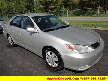 2003 Toyota Camry for sale in Jersey City, NJ