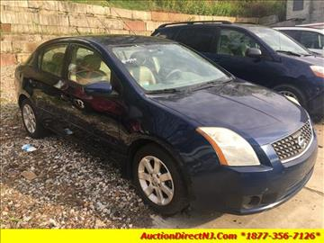 2007 Nissan Sentra for sale in Jersey City, NJ