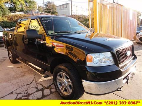 2006 Ford F-150 for sale in Jersey City, NJ