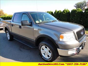 2004 Ford F-150 for sale in Jersey City, NJ
