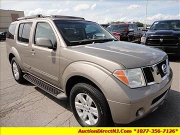 2007 Nissan Pathfinder for sale in Jersey City, NJ
