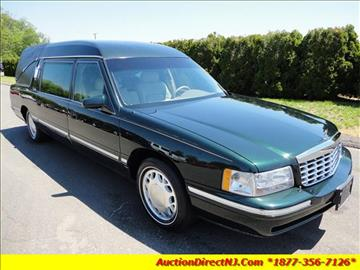 1997 Cadillac Deville Professional for sale in Jersey City, NJ