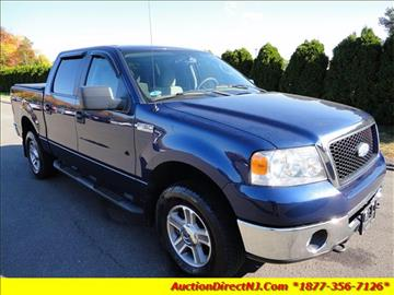 2007 Ford F-150 for sale in Jersey City, NJ