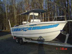 2002 Sea Pro Center Console Tournament Edition - Liberty NC