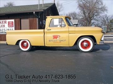1966 Chevrolet C-10 P/U SHOP Truck