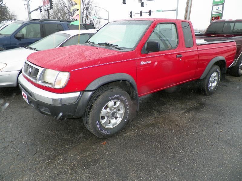 1999 nissan frontier king cab xe in hiawatha ia m m auto sales. Black Bedroom Furniture Sets. Home Design Ideas