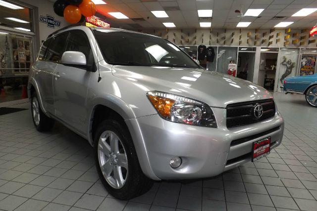 2007 Toyota RAV4 for sale in Chicago IL