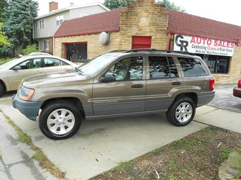 2001 Jeep Grand Cherokee for sale in River Grove, IL