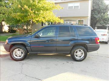 2002 Jeep Grand Cherokee for sale in River Grove, IL