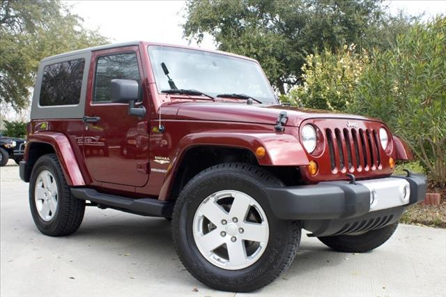 Used 2008 Jeep Wrangler For Sale