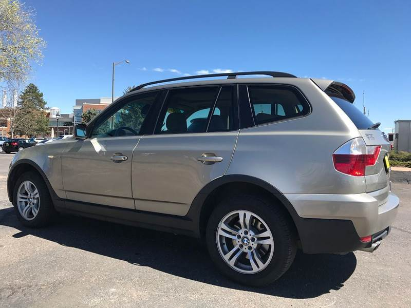 2007 BMW X3 AWD 3.0si 4dr SUV - Fort Collins CO