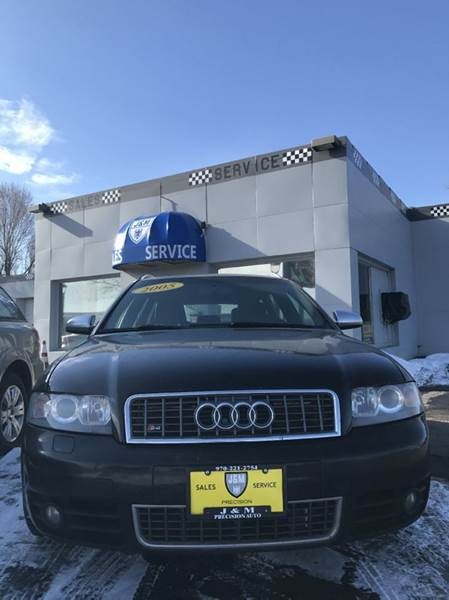 2005 Audi S4 AWD Avant quattro 4dr Wagon - Fort Collins CO