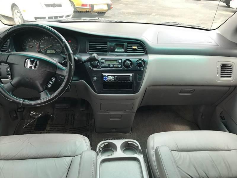 2004 Honda Odyssey 4dr EX-L Mini-Van w/Leather - Fort Collins CO