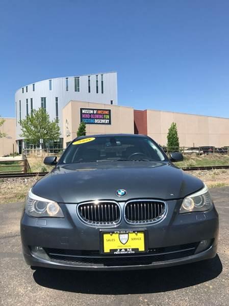 2008 BMW 5 Series AWD 535xi 4dr Sedan - Fort Collins CO