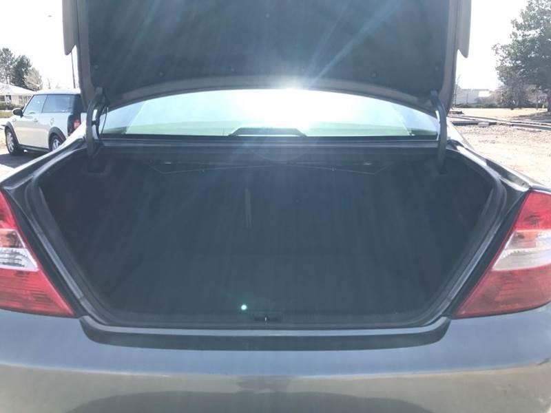 2004 Toyota Camry XLE V6 4dr Sedan - Fort Collins CO