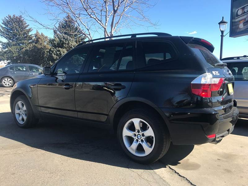 2008 BMW X3 AWD 3.0si 4dr SUV - Fort Collins CO