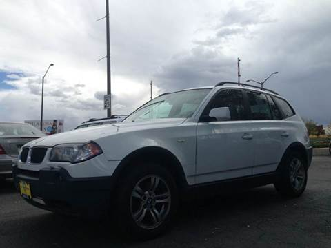 2004 BMW X3 for sale in Fort Collins, CO