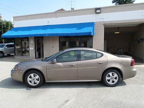 2006 Pontiac Grand Prix for sale in Indiana, PA