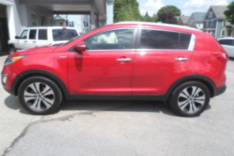 2011 Kia Sportage for sale in Indiana, PA