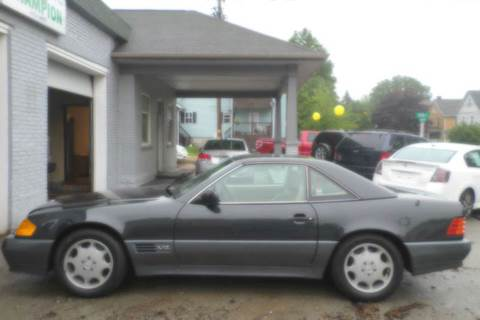 1994 Mercedes-Benz SL-Class for sale in Indiana, PA
