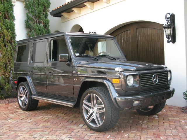 2002 mercedes benz g class g500 awd 4matic 4dr suv in for Mercedes benz g class mpg