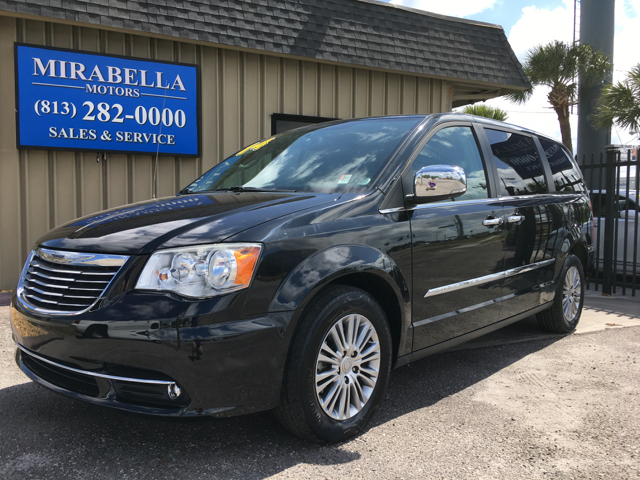 2014 Chrysler Town and Country Touring-L 4dr Mini-Van - Tampa FL