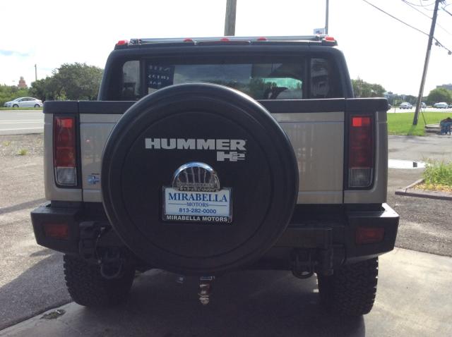 2005 HUMMER H2 SUT Base 4WD 4dr Crew Cab SB Pickup - Tampa FL