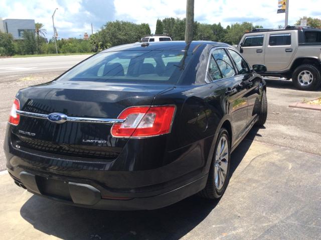 2010 Ford Taurus Limited 4dr Sedan - Tampa FL