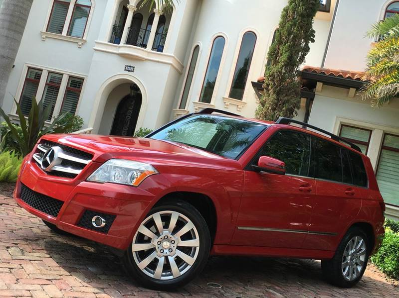 2012 mercedes benz glk glk350 4dr suv in tampa fl for Mercedes benz dealer in tampa fl