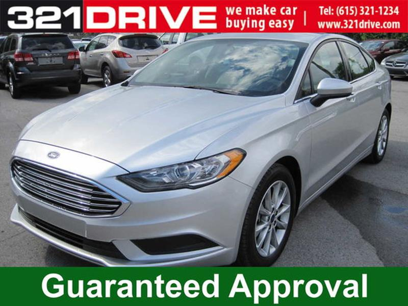 Ford fusion for sale in nashville tn for Drive away motors inventory
