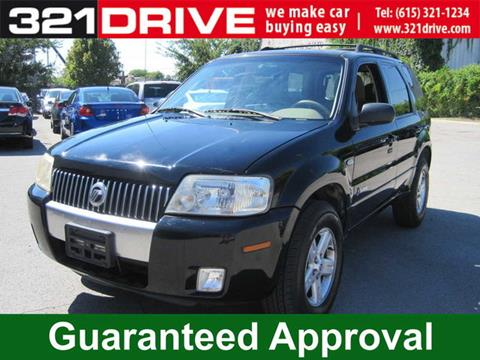 2006 Mercury Mariner Hybrid for sale in Nashville, TN
