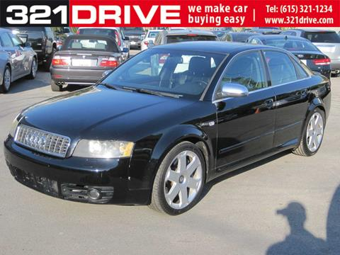 Audi S4 For Sale In Nashville Tn Carsforsale Com