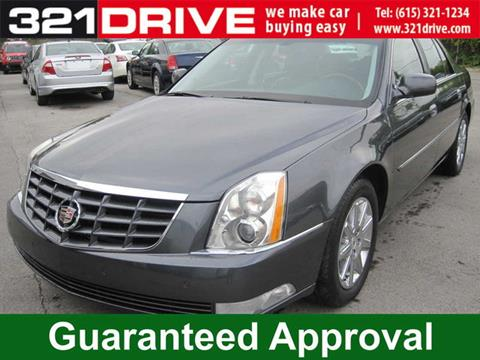 2011 Cadillac DTS for sale in Nashville, TN