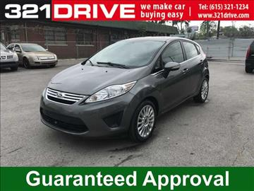 2014 Ford Fiesta for sale in Nashville, TN
