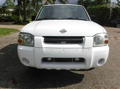 2001 Nissan Frontier for sale in Naples, FL