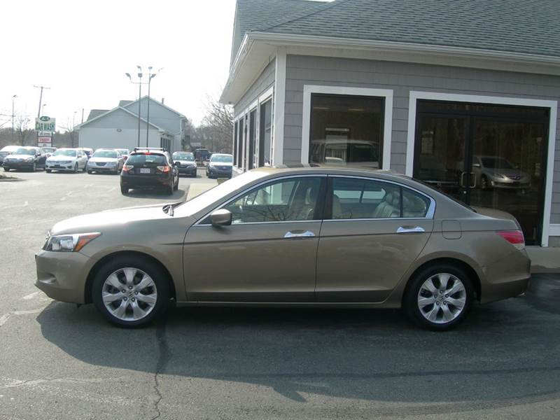 2010 Honda Accord  - North Dartmouth MA