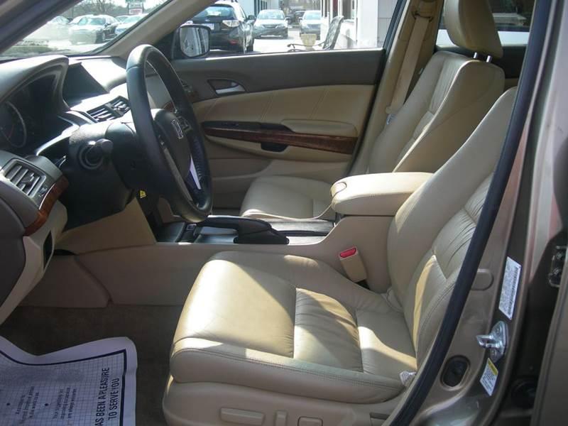 2010 Honda Accord  - North Dartmouth MA