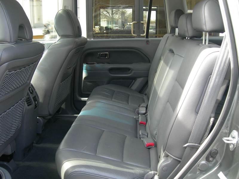 2008 Honda Pilot 4x4 EX-L 4dr SUV w/Navi - North Dartmouth MA