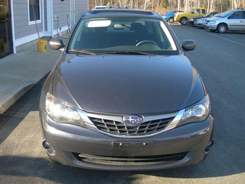 2009 Subaru Impreza  - North Dartmouth MA